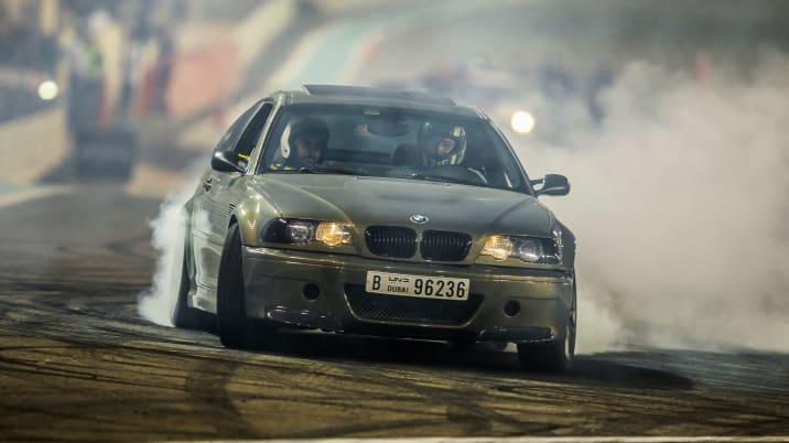 M3 drift