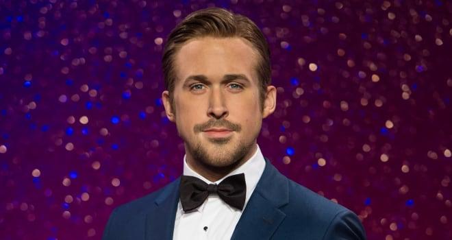 Madame Tussauds London Reveal Ryan Gosling Wax Figure