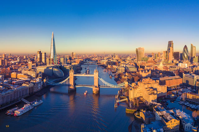 Best value commuter towns for London