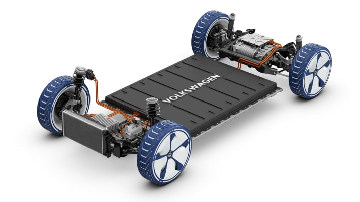 As We Ve Already Reported Meb Will Be Shared Across All Vw Group Brands To Achieve An Economy Of Scale And The Modular Platform Can Stretched