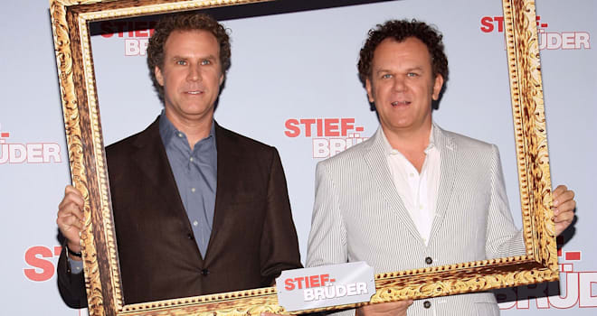 Step Brothers - Photocall