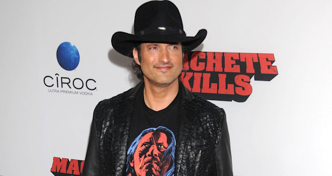 Los Angeles, California, USA. 2nd Oct, 2013. Oct 02, 2013 - Los Angeles, California, USA - Director ROBERT RODRIGUEZ at the 'Mac