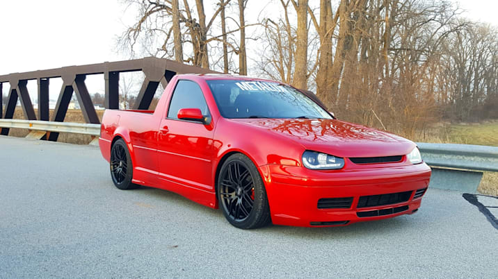 Smyth Performance Jetta Ute conversion by Tim Cleland and Kyle Lascano