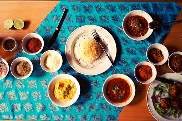 National Curry Week: The best curry houses in the UK