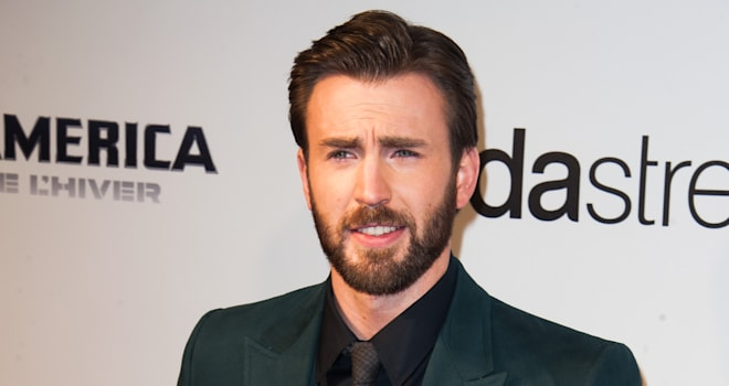 chris evans retirement