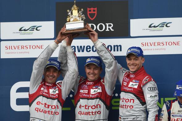 FIA World Endurance Championship 6 Hours of Silverstone