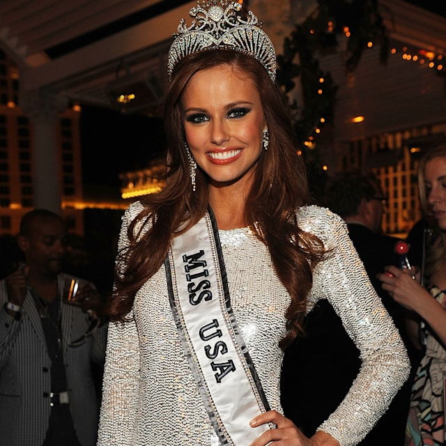 Chateau Nightclub And Gardens Hosts Official After Party Of Miss USA
