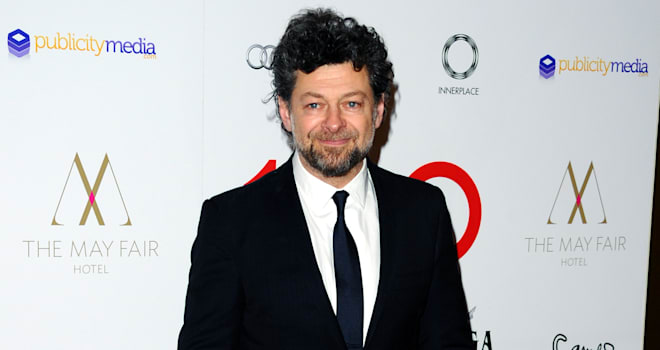 andy serkis jungle book movie