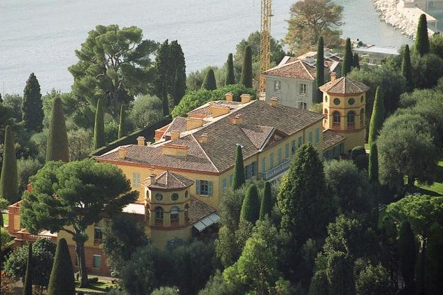 Villa Leopolda in Villefranche-sur-Mer