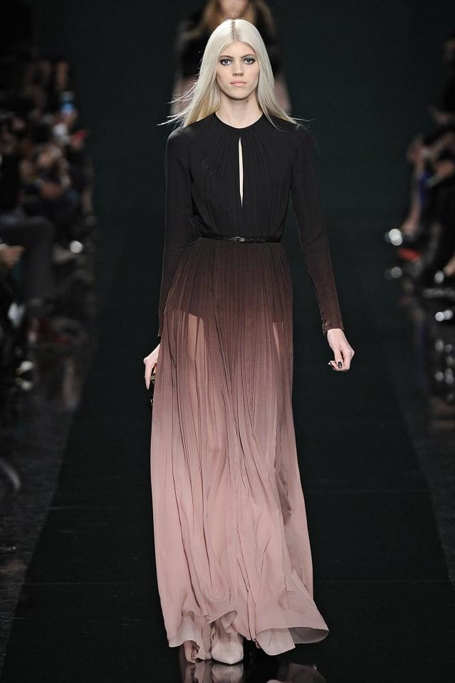 Elie Saab - Runway RTW - Fall 2014 - Paris Fashion Week