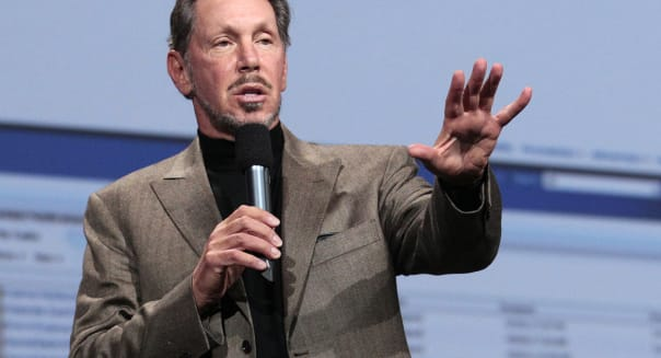 Oracle CEO Larry Ellison google ceo larry page tim cook apple steve jobs