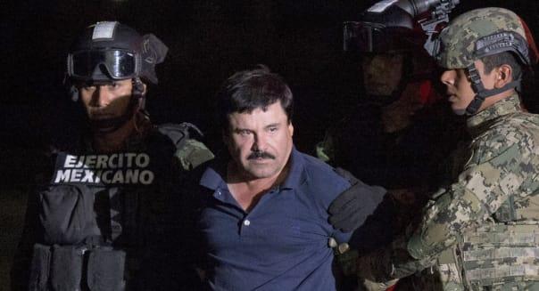 APTOPIX Mexico Drug Lord