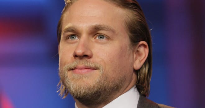 Charlie Hunnam on 'The Tonight Show with Jay Leno'