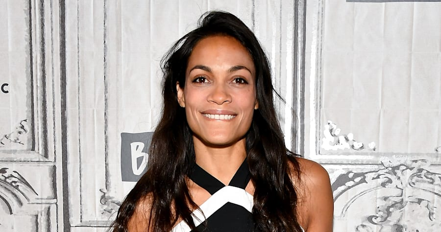 Build Presents Rosario Dawson Discussing Her Work With The Lower Eastside Girls Club