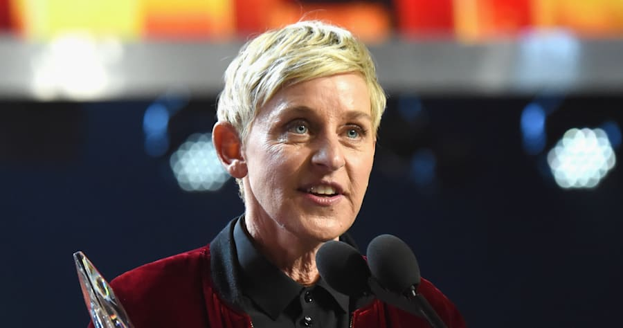 Ellen DeGeneres Filming First Comedy Special Since 2003 For Netflix