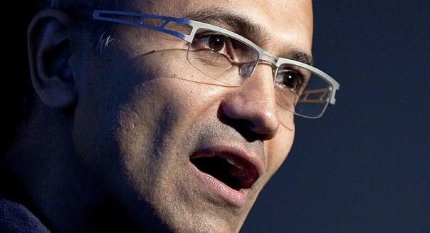 Microsoft names Satya Nadella as next CEO