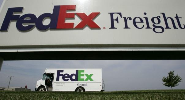 FedEx Indictment