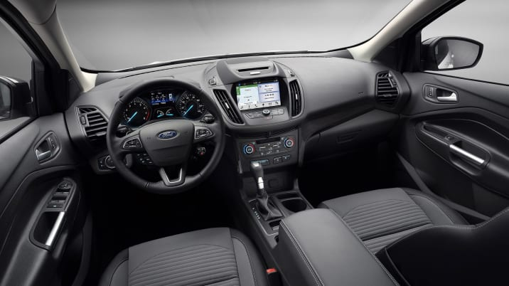 Cant Escape the competition  2017 Ford Escape 15 EcoBoost Quick