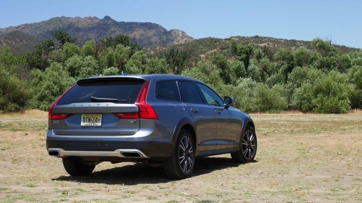 Volvo V90 Cross Country Versus Xc60 Slinky Wagon Takes