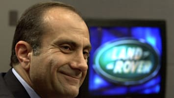 Ford Motor Co. President and CEO Jac Nasser talks