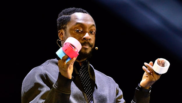 will.i.am Announces i.amPULS At Dreamforce 2014
