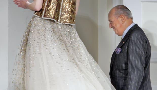 Obit Oscar de la Renta Dresses Photo Gallery