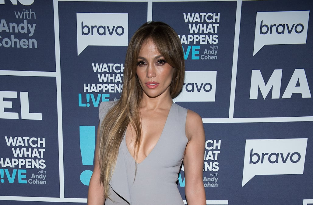 Jennifer Lopez rocks sexy white mini-dress on dinner date with Alex Rodriguez: Pics!