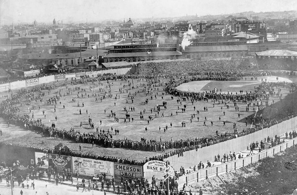 WORLD SERIES 1903