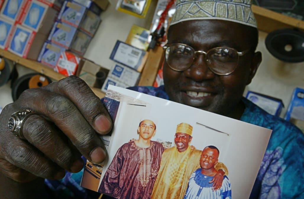 Kenya Obama's Brother