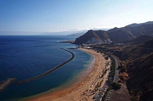 Las Teresitas Beach - Tenerife