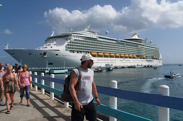 Cruise passenger survives 38 hours at sea after falling overboard