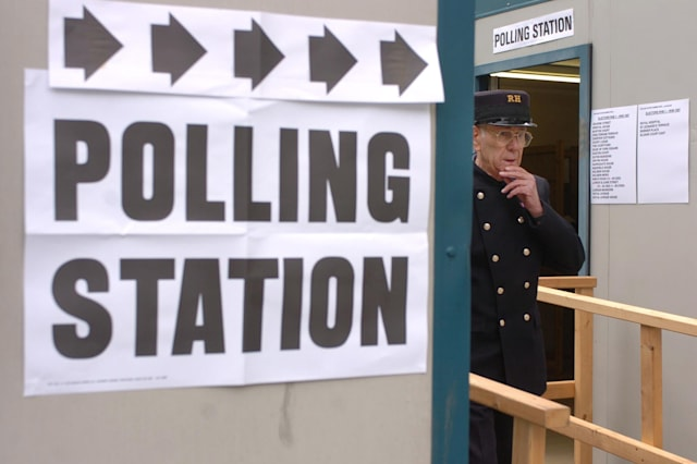 General Election 2005 - Polling Day
