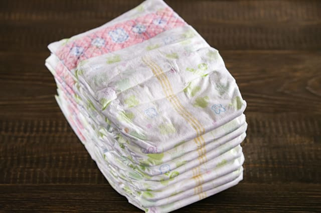 Nappies - and other terrible wedding gifts
