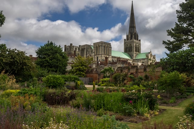 Chichester Cathedral, West Sussex, England