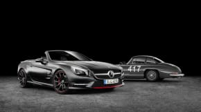 Mercedes SL 550 Mille Miglia special edition