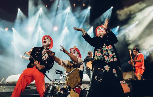 Festival d'été de Québec 2017: un carnaval complètement éclaté pour les Cowboys