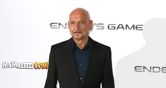 ben kingsley marvel secret project