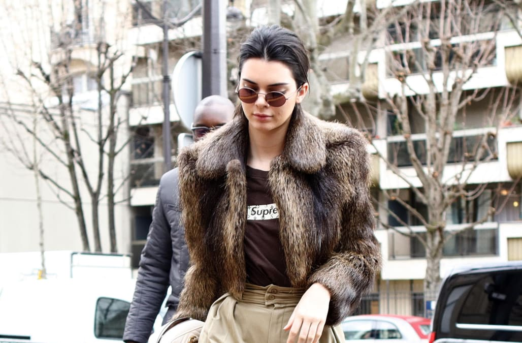 Kendall Jenner touches down in Paris following Pepsi controversy