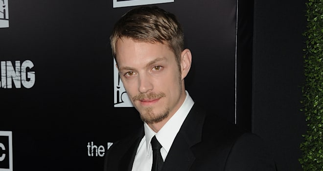 Joel Kinnaman at the Season 5 Premiere of