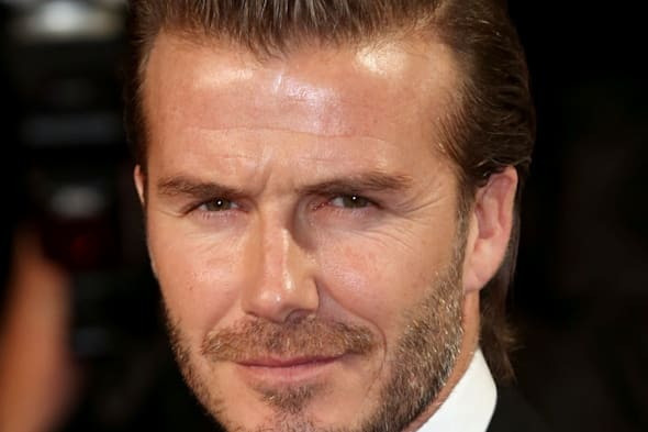 File photo dated 01/12/13 of David Beckham as an alcohol charity has slammed him after he signed up to promote a new whisky. PRESS ASSOCIATION Photo. Issue date: Tuesday April 8, 2014. The 38-year-old retired football has teamed up with manager Simon Fuller and drinks company Diageo to launch Haig Club, a new single grain Scotch whisky. As well as developing the brand, Beckham has been given tasked with promoting a