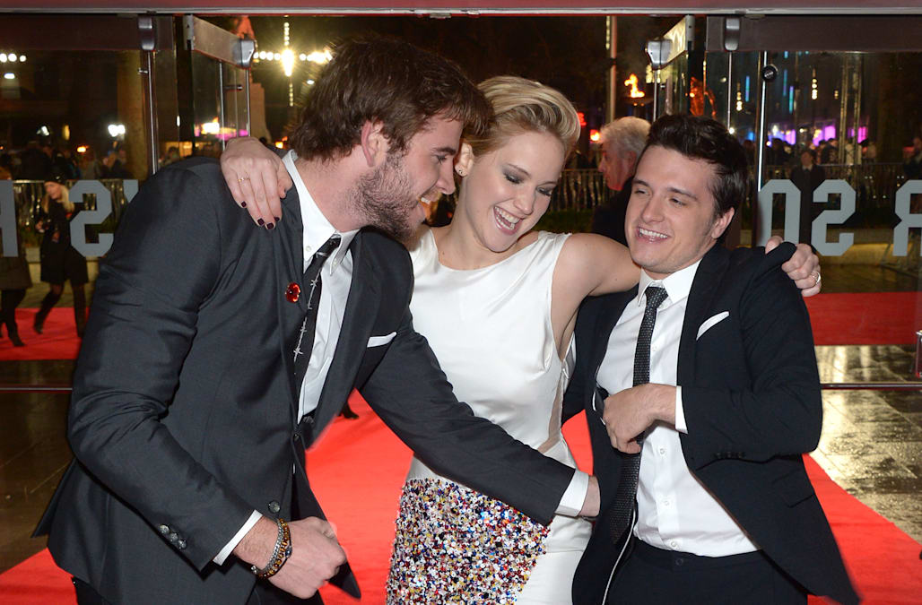 Britain The Hunger Games: Catching Fire World Premiere