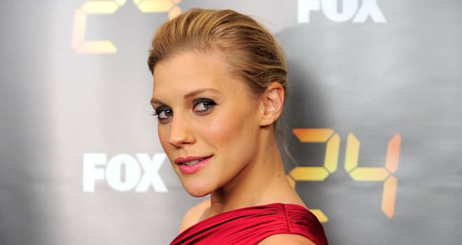 Katee Sackhoff at the '24' Season 8 Premiere on January 14, 2010