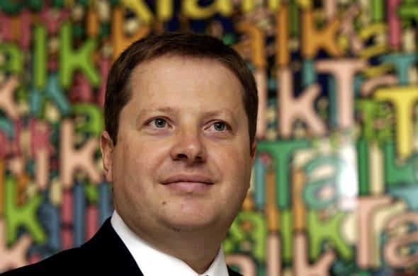Charles Dunstone TalkTalk Carphone Warehouse