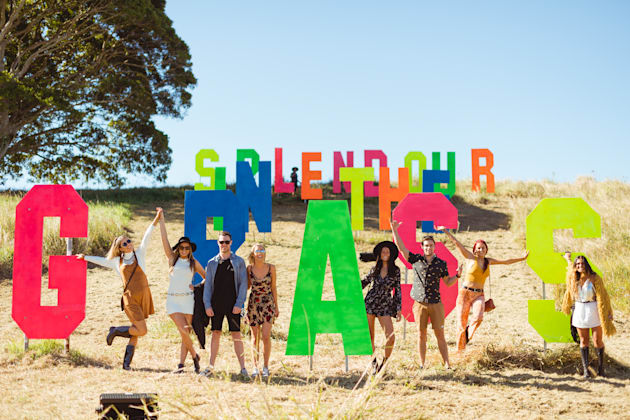 Splendour In The Grass Review, Day