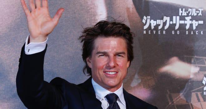 'Jack Reacher: Never Go Back' Tokyo Premiere