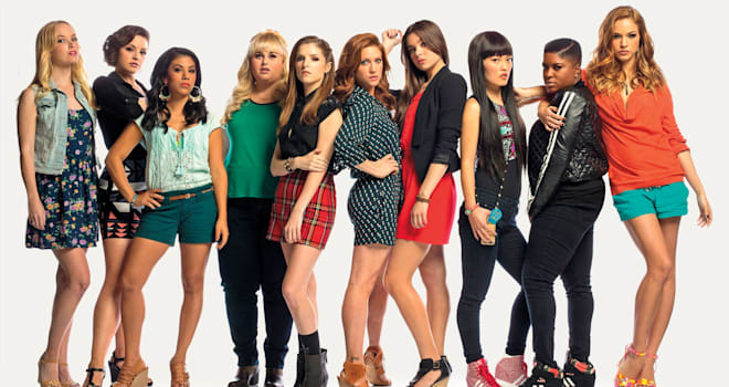 pitch perfect 2 family review