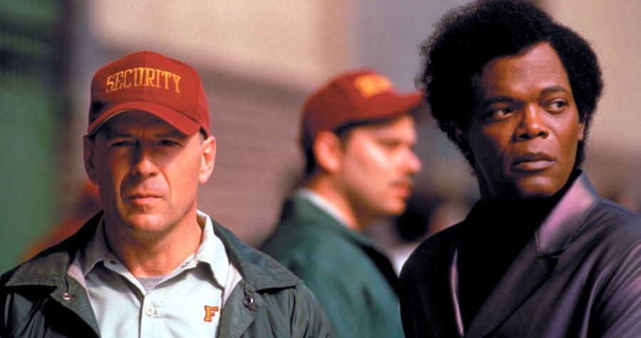 Shyamalan confirms his next film, Glass, is a sequel to Unbreakable