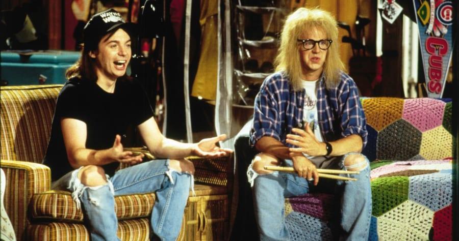 Sherry Lansing Got Mike Myers to Rewrite 'Wayne's World 2' With Fake Threats