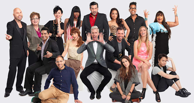 project runway season 11 cast photo
