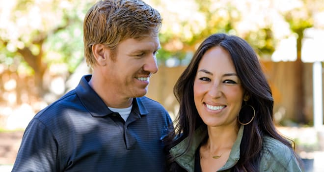 Chip & Joanna Gaines Fixer Upper HGTV